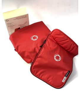 Pack Fundas Bugaboo Camaleon 3 Rojo