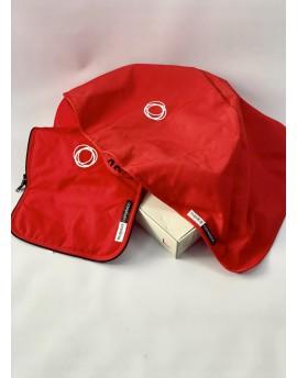 Pack Fundas Bugaboo Camaleon Rojo